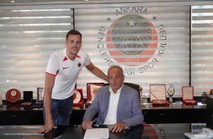 Genclerbirligi sign Dutch midfielder Seuntjens