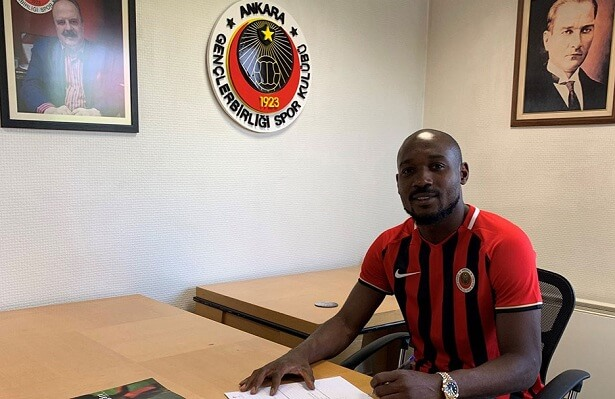 Genclerbirligi sign Giovanni Sio from Montpellier