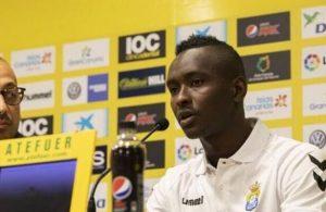 Las Palmas loan Antalyaspor winger Jean Armel Drole