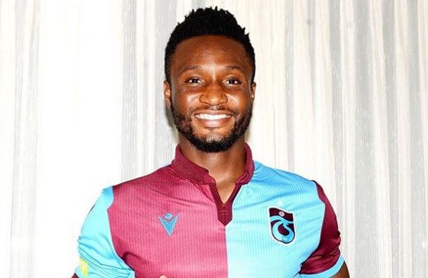 John Obi Mikel joins Trabzonspor