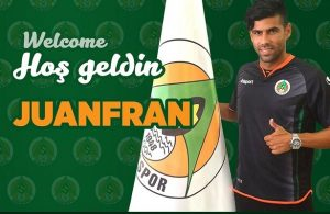 Alanyaspor snap up Juanfran from Deportivo