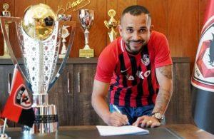 Gazisehir Gaziantep sign Brazilian leftback Junior Morais