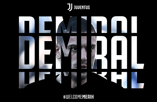 Turkish defender Merih Demiral signs for Juventus