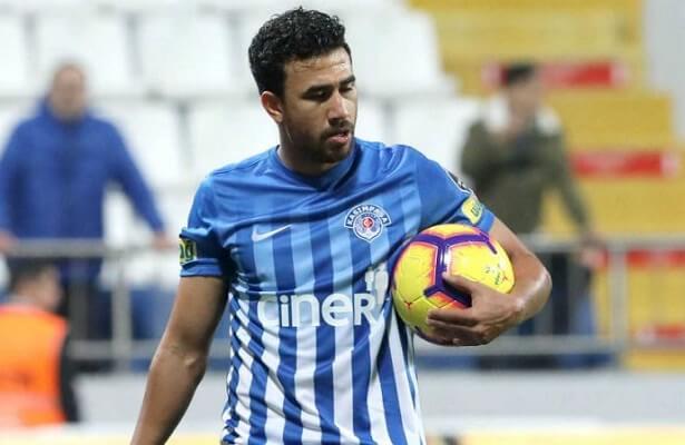 Kasimpasa want €15 million for Mahmoud Ahmed Ibrahim Hassan aka Trezguet