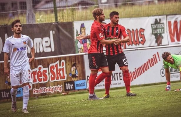 Kayserispor apologize after 9-1 friendly loss