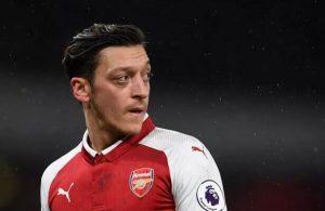 Fenerbahce respond to Mesut Ozil transfer rumours