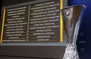 Trabzonspor, Basaksehir drawn tough opponents in Europe