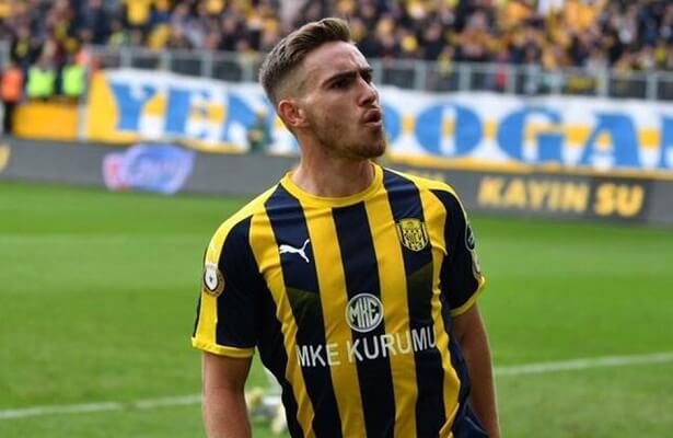 Besiktas to sign New Zealand forward Tyler Boyd