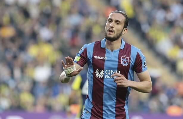 Lille in talks for Trabzonspor midfielder Yusuf Yazici