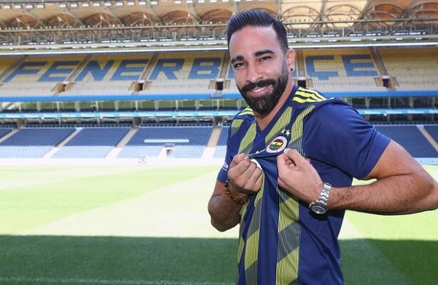 Fenerbahce sign Adil Rami from Marseille