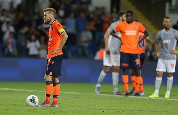 Istanbul Basaksehir eliminated from Champions League