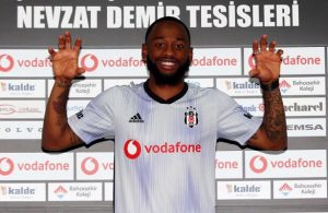 Besiktas sign winger N'Koudou from Tottenham
