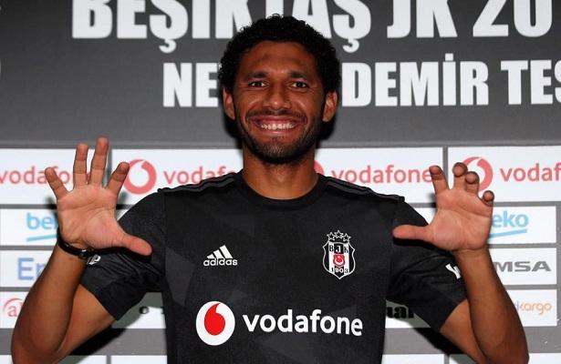 Mohamed Elneny joins Besiktas on loan