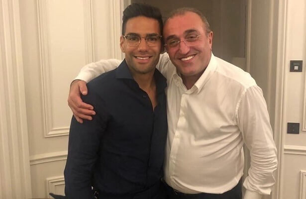 Galatasaray Vice President hints at Falcao transfer