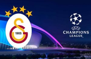 Galatasaray paired with Real Madrid, PSG in CL