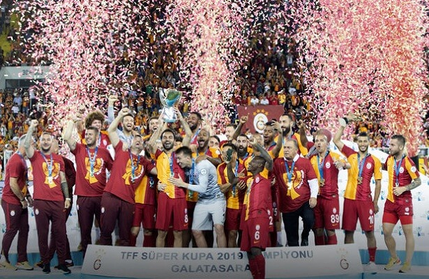Galatasaray continue to dominate Turkish football