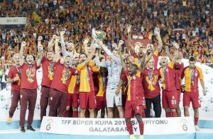 Galatasaray defeat Akhisarspor to lift Super Cup