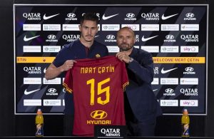 AS Roma sign Turkish defender Mert Cetin for €3m