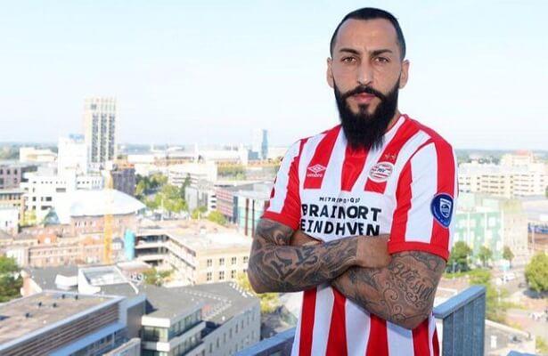 Kostas Mitroglou leaves Galatasaray, joins PSV