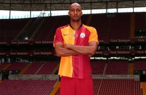 Galatasaray loan Steven Nzonzi from AS Roma