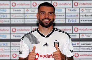 Besiktas loan left-back Rebocho from Guingamp