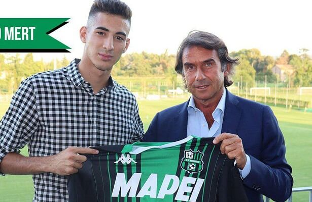 Sassuolo sign Turkish youngster Mert Muldur