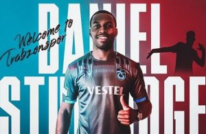 English striker Daniel Sturridge joins Trabzonspor