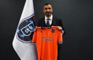 Mehmet Topal swaps Fenerbahce for Basaksehir