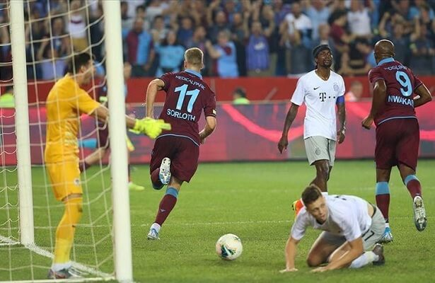 Trabzonspor qualify for Europa League play-offs