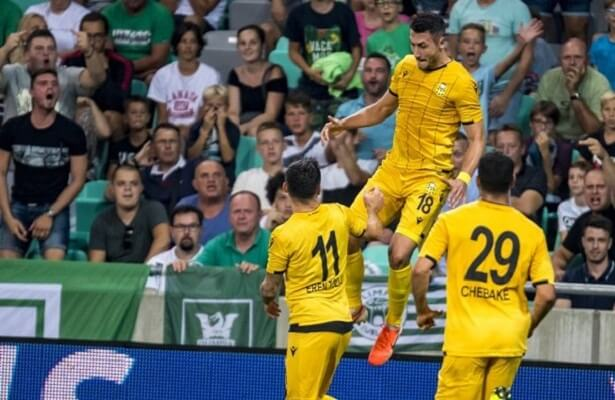 Yeni Malatyaspor advance in Europa League qualifers