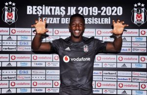 Besiktas loan Abdoulay Diaby from Sporting CP