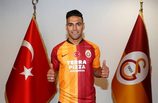 Galatasaray sign Falcao on €5m-a-year deal