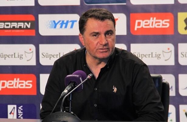 Ankaragucu coach issues hands-off warning over striker dever orgill