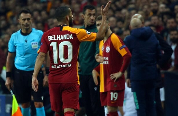 Galatasaray looking to replace Belhanda