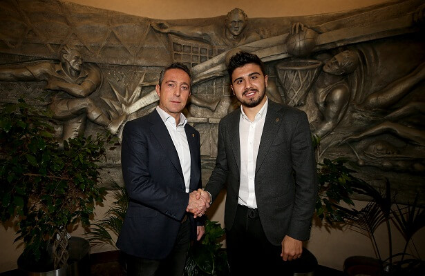 Ozan Tufan signs contract extension with Fener