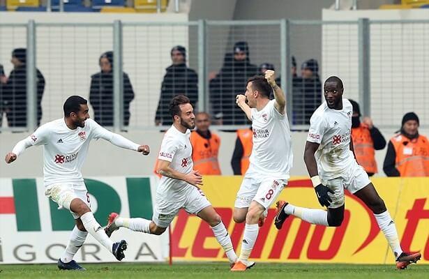 Sivasspor enter winter break as leaders
