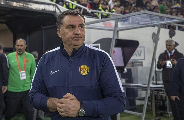 Ankaragucu sack manager