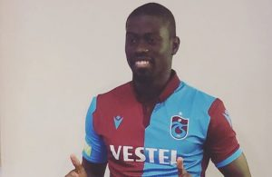 Stoke City midfielder Badou Ndiaye joins Trabzonspor