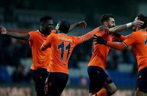 Basaksehir extend undefeated streak to 16 in TSL