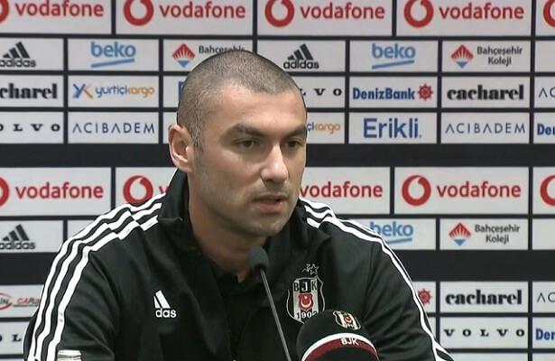 Burak Yilmaz rejects transfer offers remain with Besiktas