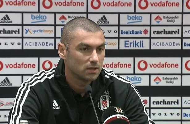 Burak Yilmaz rejects transfer offers remain with Besiktas