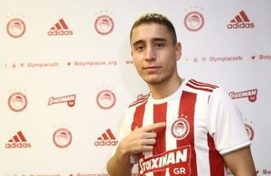 Emre Mor leaves Galatasaray to join Olympiakos on loan
