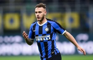 Fenerbahce want Inter left-back Federico Dimarco