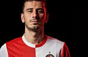 Feyenoord loan Besiktas midfielder Ozyakup