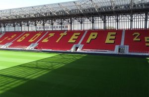 Goztepe new stadium ready for first match