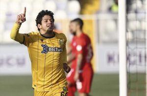 Besiktas in talks with Malatyaspor midfielder
