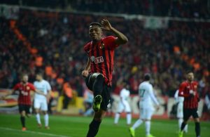 Eskisehirspor winger Jesse Sekidika set to join Galatasaray