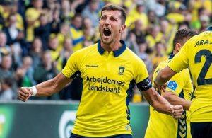 Goztepe sign Polish striker Wilczek from Brondby