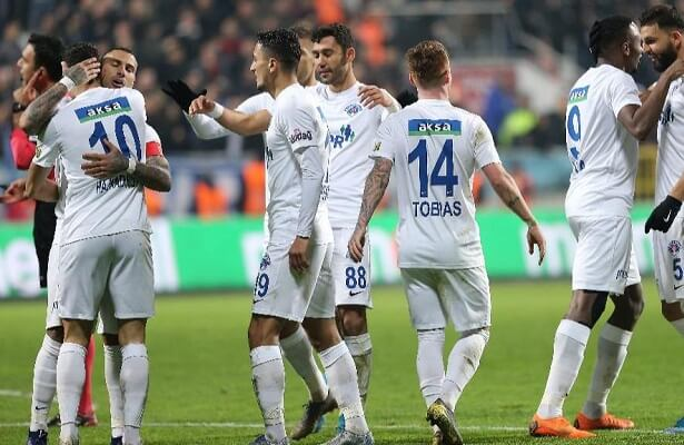 Kasimpasa part ways with eight players