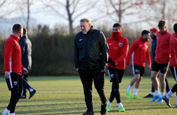 Kayserispor coach: We have not lost hope